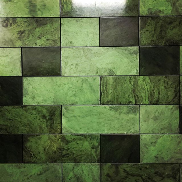 nephrite tiles out of SISTROM concrete