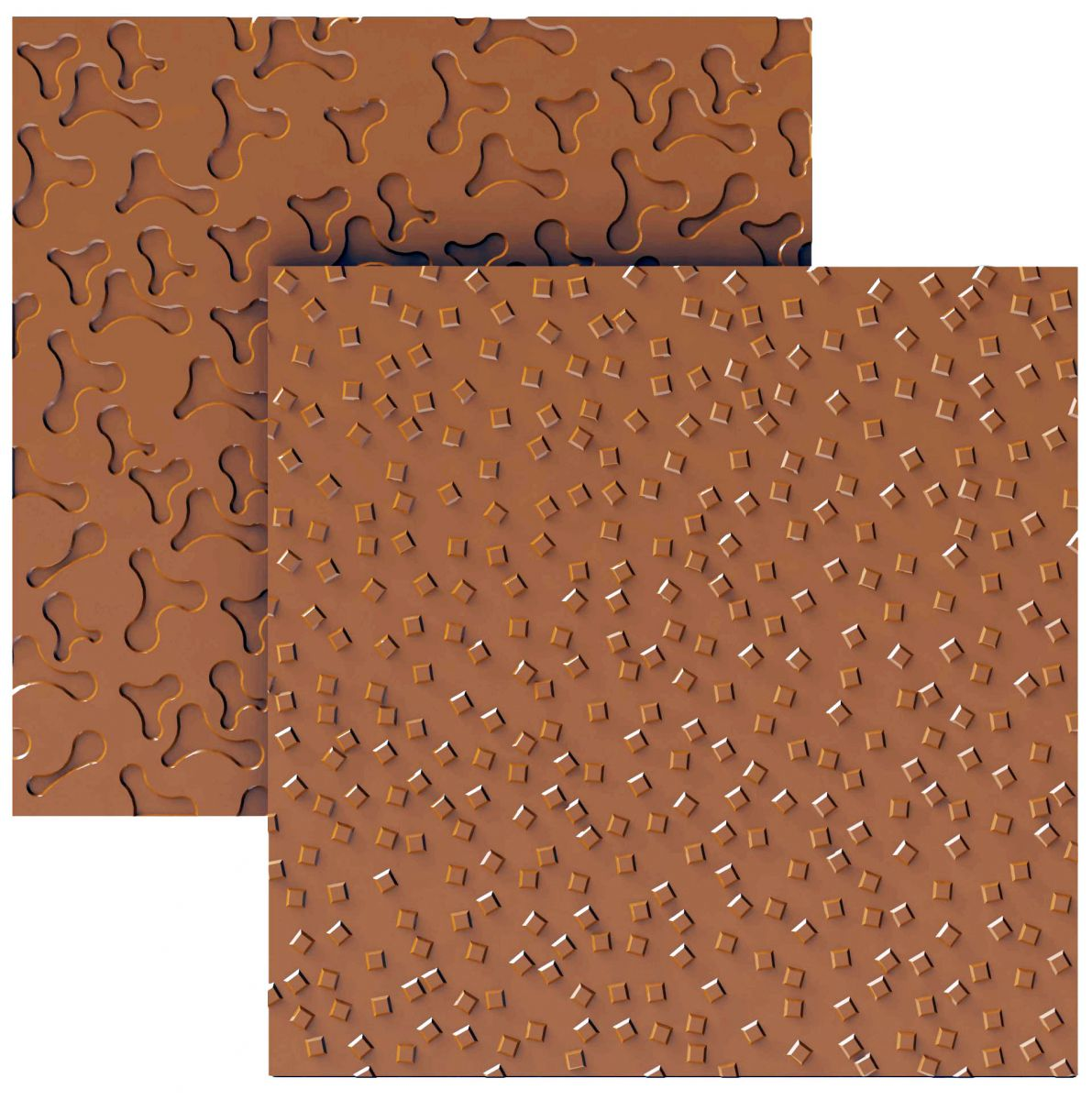 New! Soon on sale. Decorative panels SISTROM!