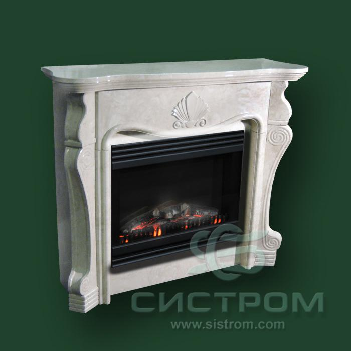 New Fireplace with SISTROM technology
